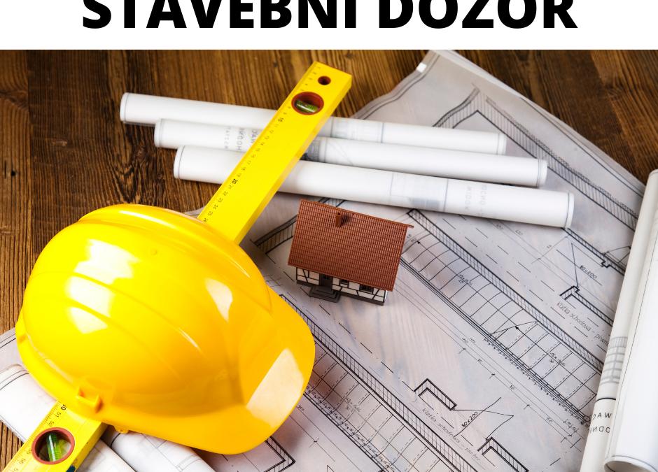 Vybavení stavebního dozoru